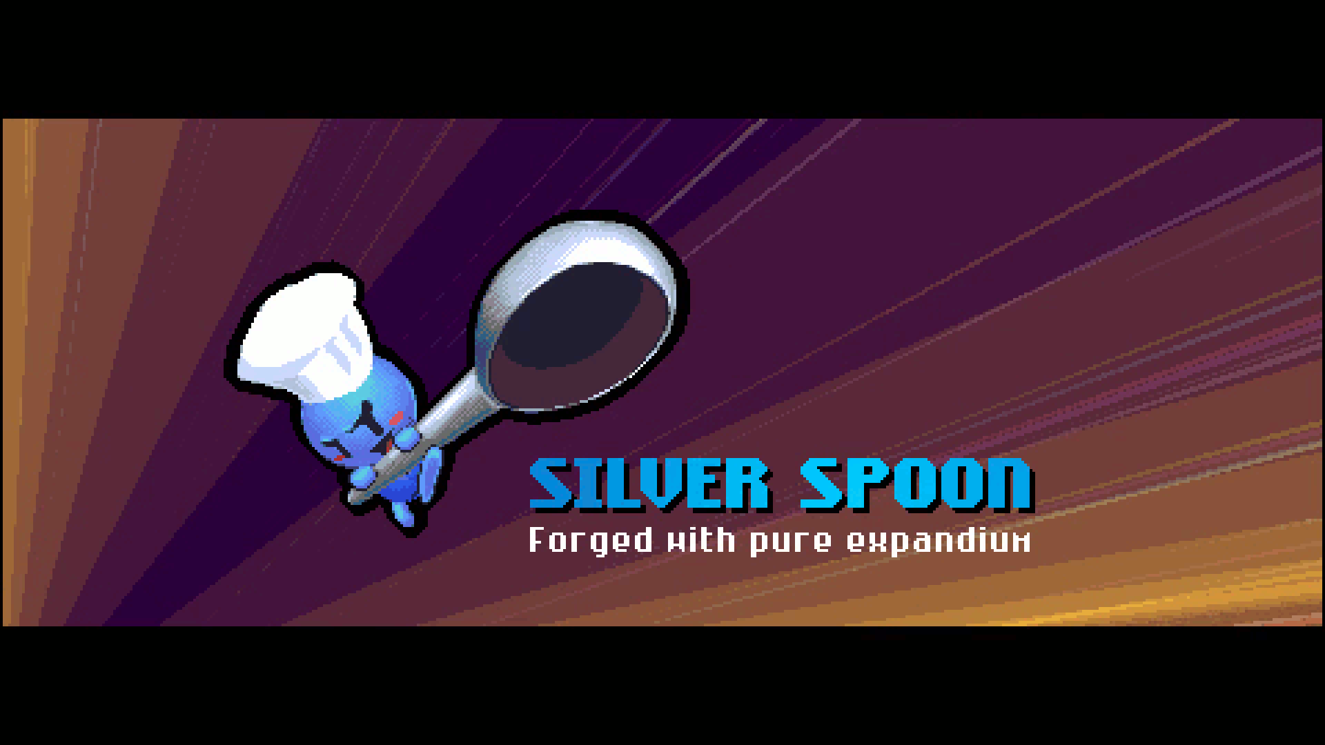 Radical Rabbit Silver Spoon