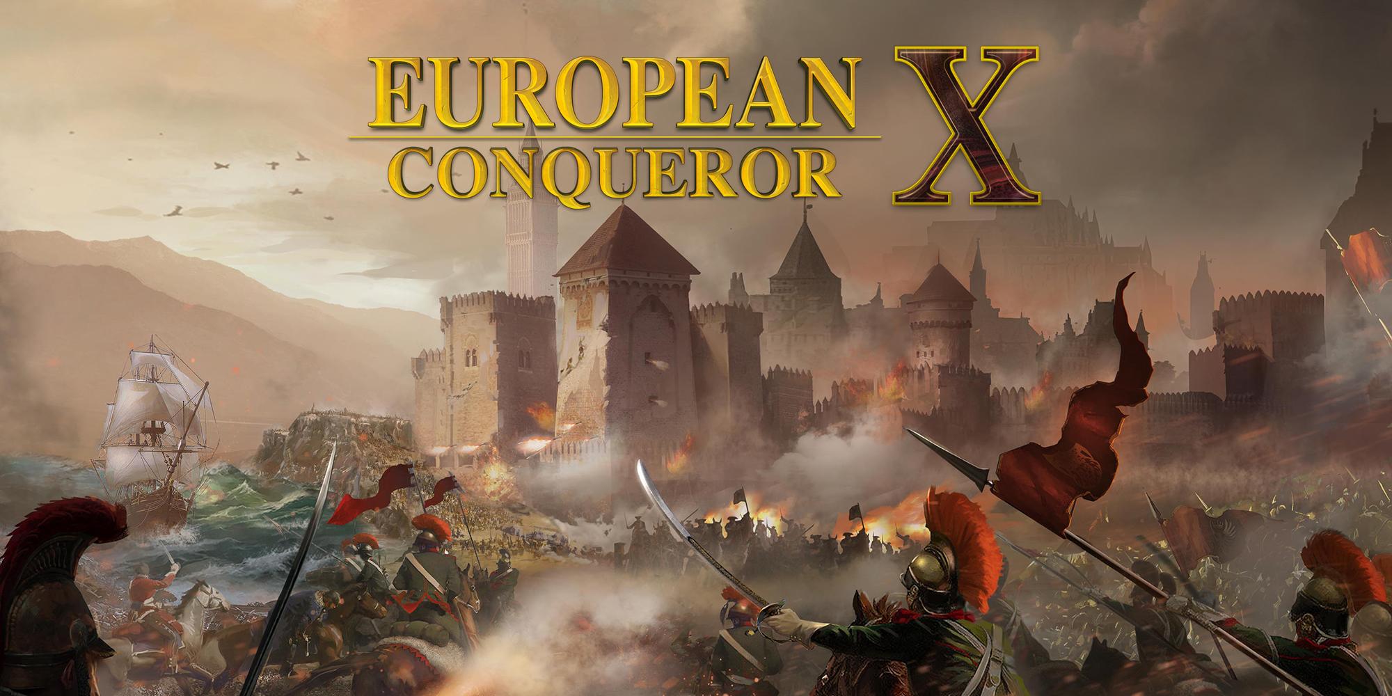 European Conqueror Logo