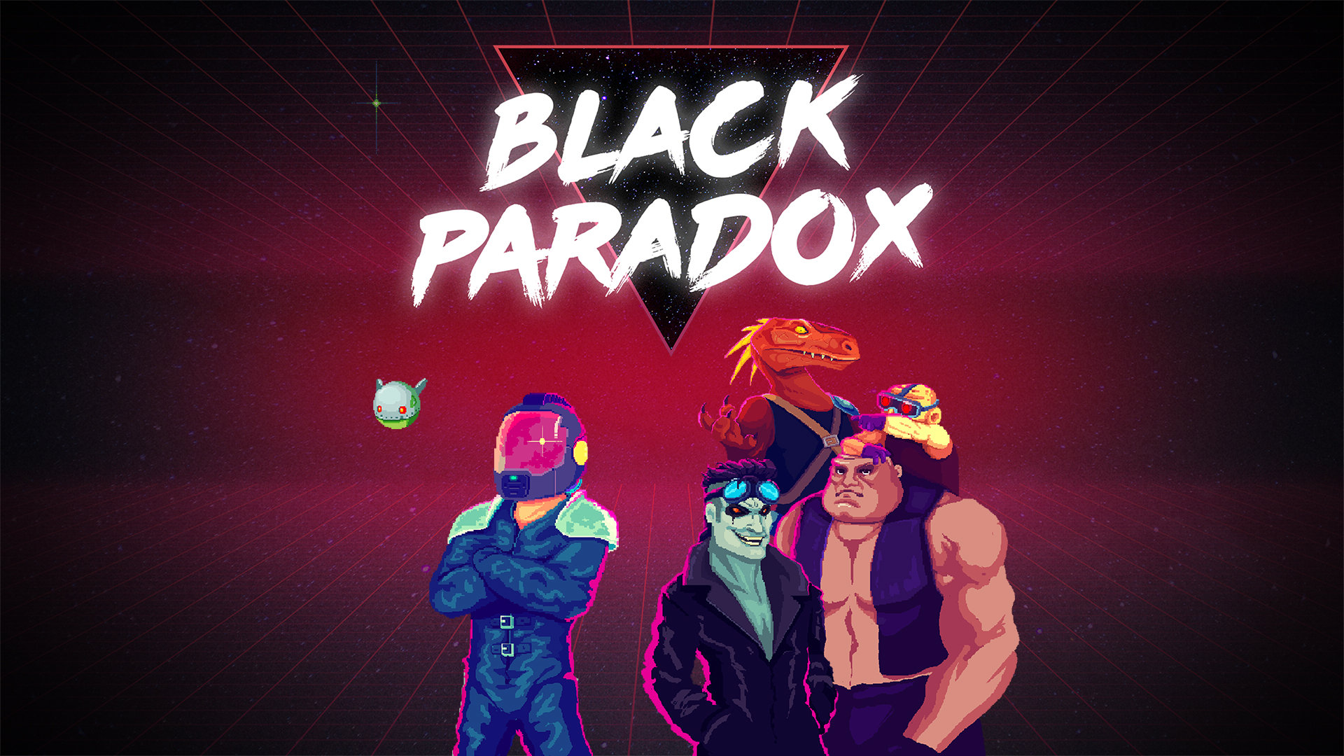 Black Paradox Logo