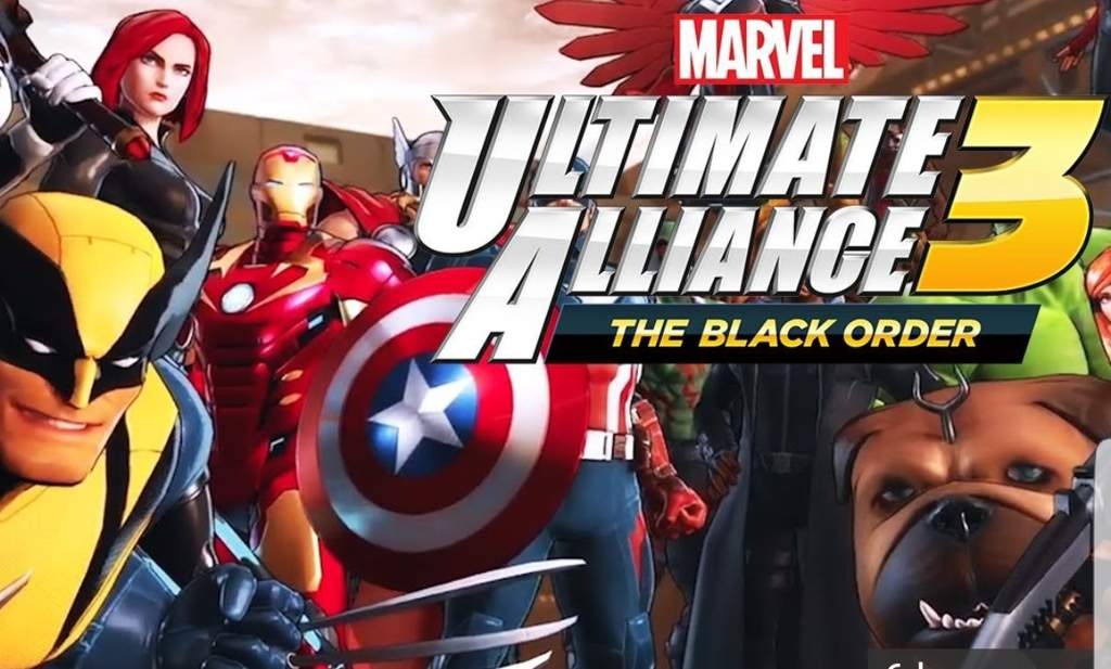 Marvel Ultimate 3 cover