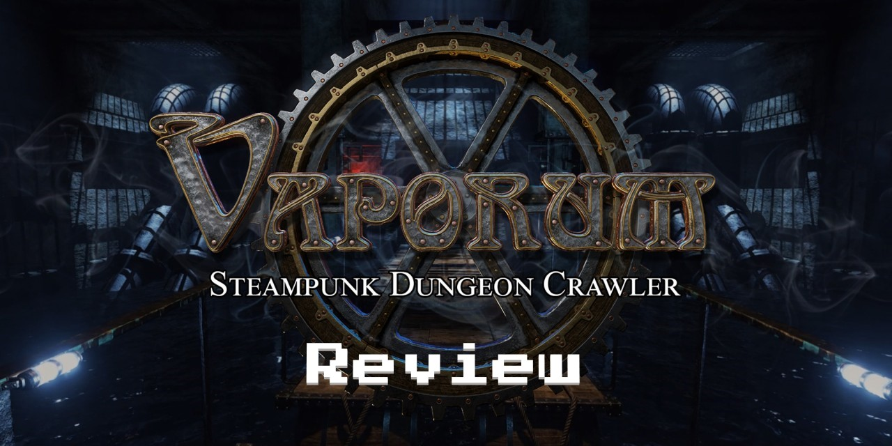 Vaporum nintendo switch review