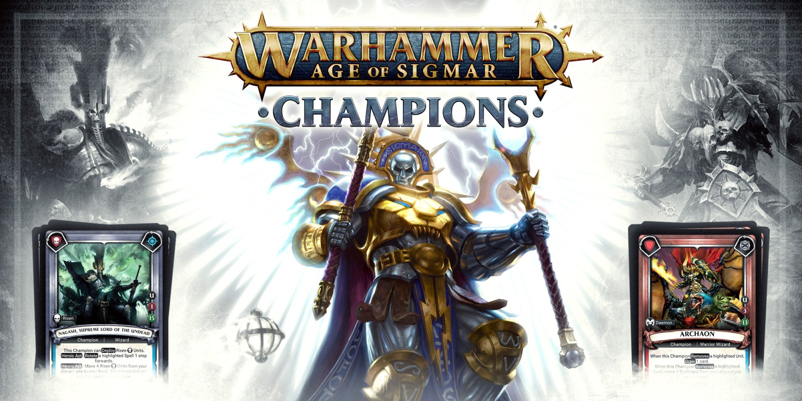 Warhammer Age Of Sigmar Champions nintendo switch review