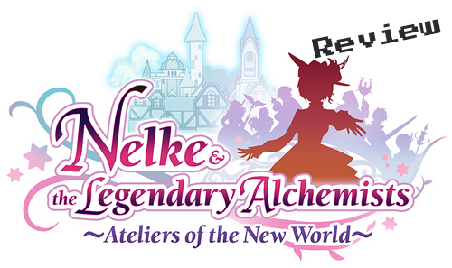 nelke & the legendary alchemists: ateliers of the new world Switch Review