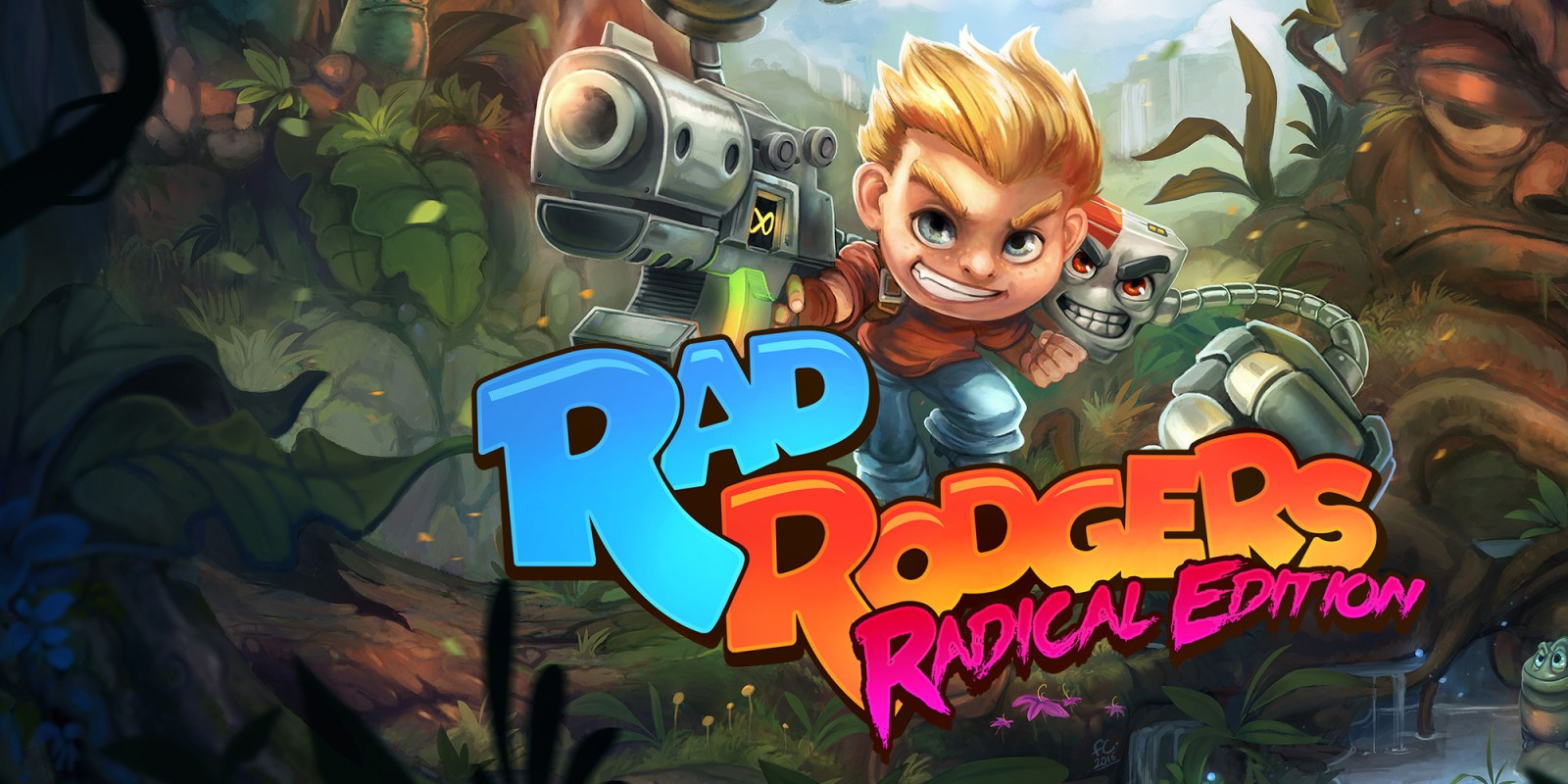 rad rodger radical edition nintendo switch review
