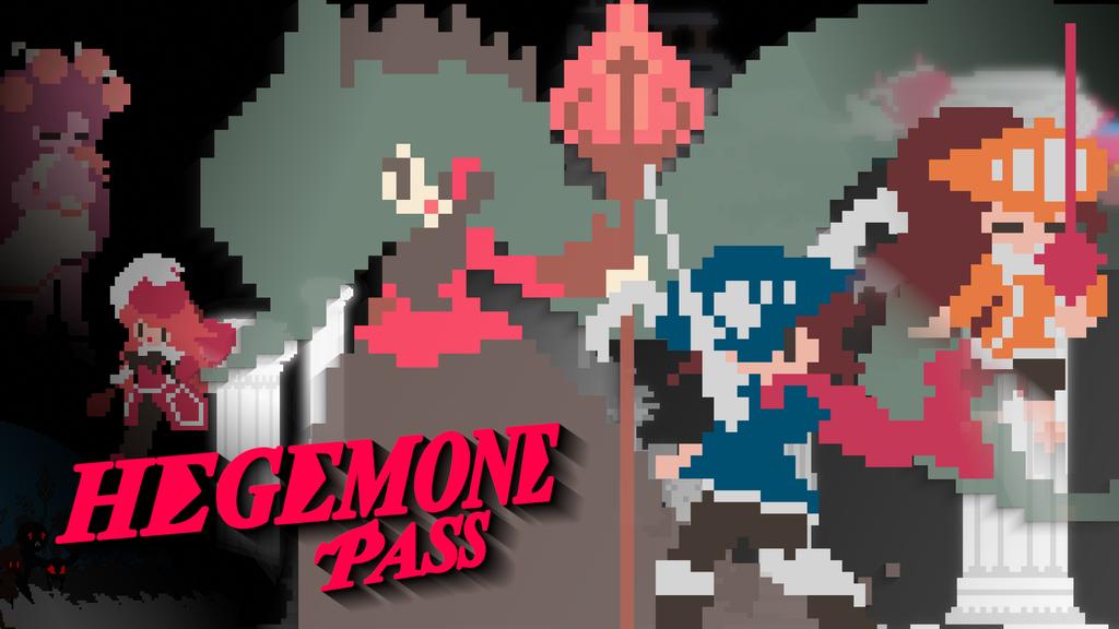 Hegemone Pass Logo
