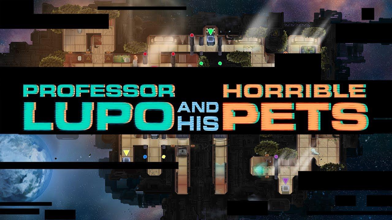 Professor Lupo Logo