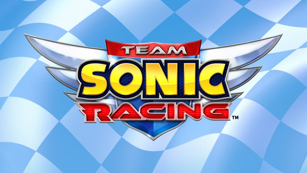 Team Sonic Racing Logo 2