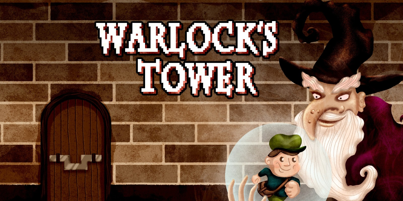 Warlock's Tower Logo