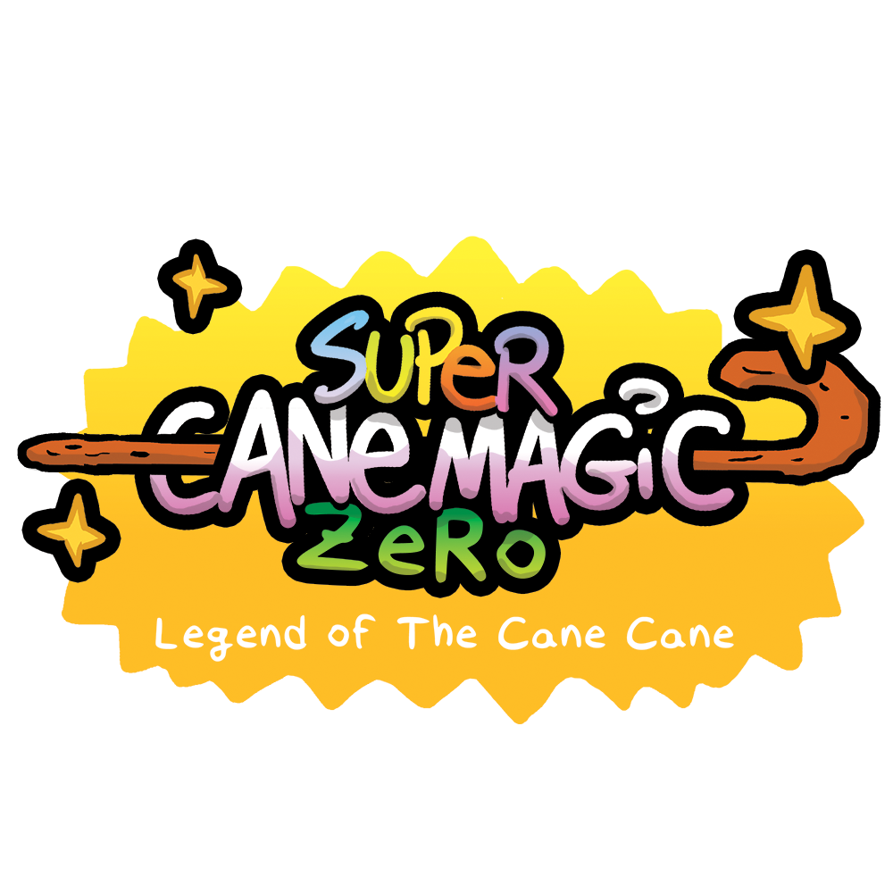 Super Cane Magic ZERO Logo