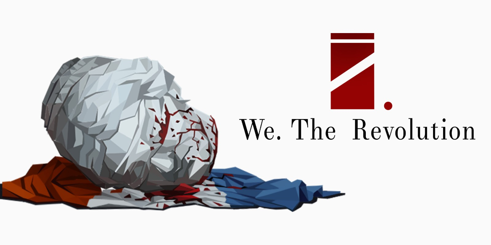 we the revolution logo