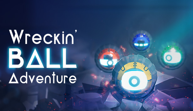 Wreckin Ball Adventure Logo