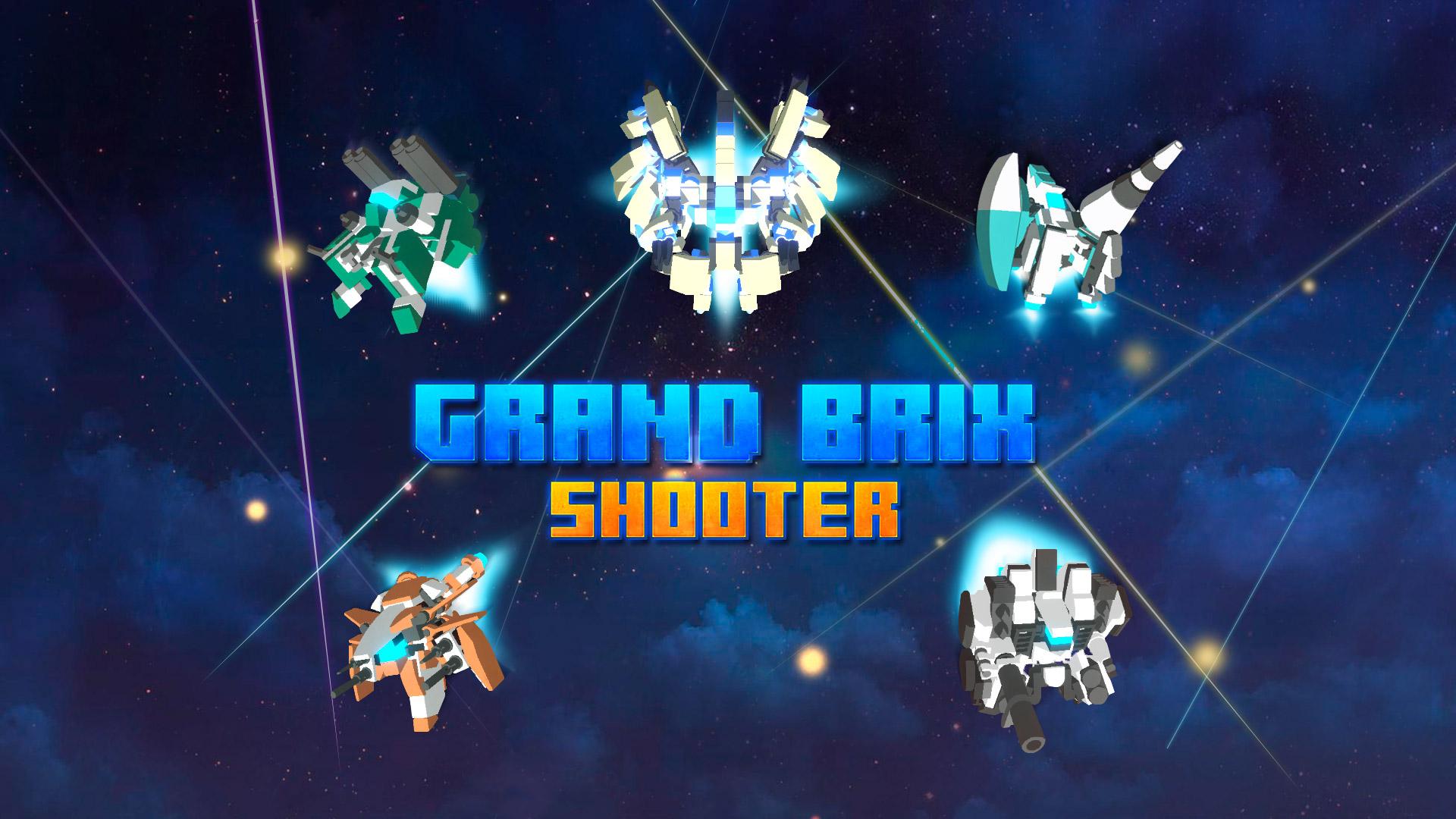 Grand Prix Shooter Logo