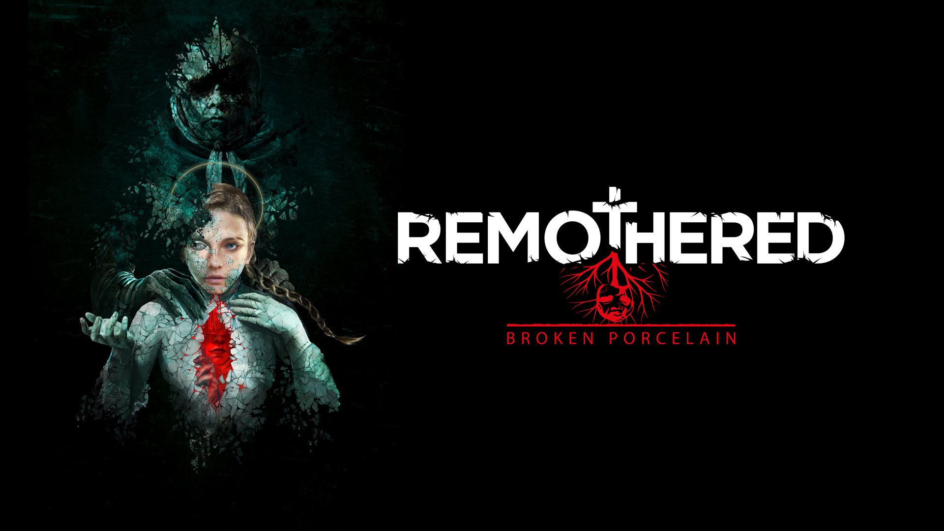 Remothered Broken Porcelain Logo