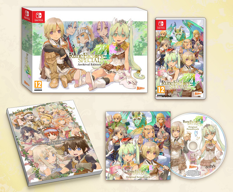Rune Factory 4 Special Edition