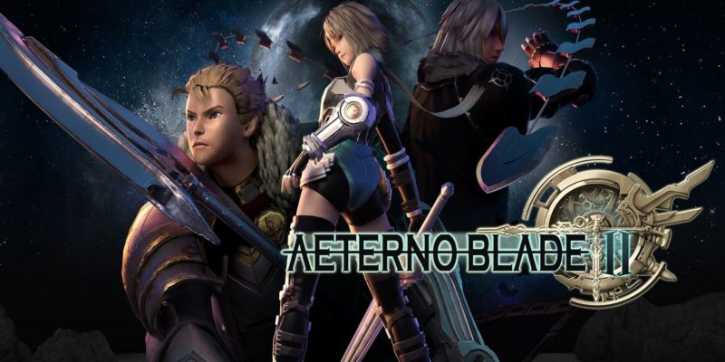 AeternoBlade II Logo 2