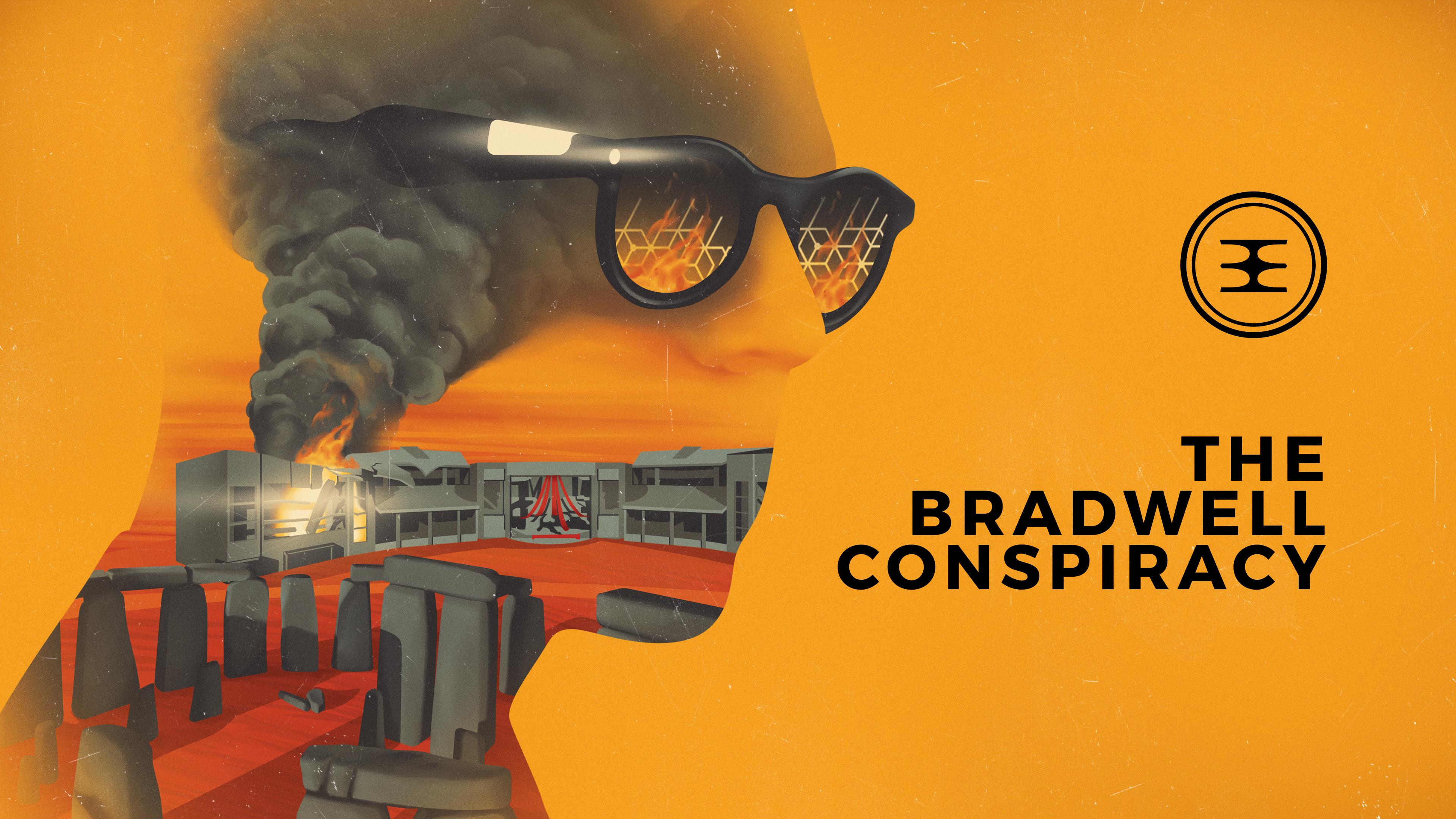 Bradwell Conspiracy Logo